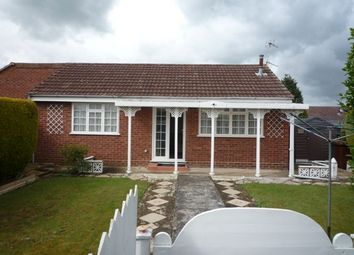 Thumbnail 2 bed bungalow for sale in Montaigne Crescent, Lincoln