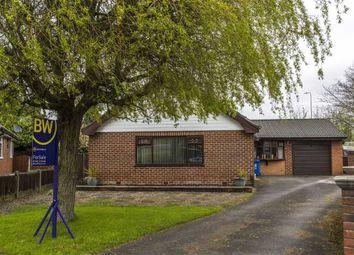 Thumbnail 2 bed detached bungalow for sale in Cotswold Avenue, Lowton, Warrington