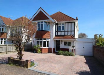 Thumbnail 5 bedroom detached house for sale in Loxwood Avenue, Tarring, Worthing