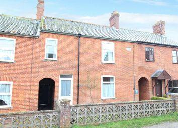 Thumbnail 3 bed cottage for sale in Mill Villas, Black Street, Gisleham