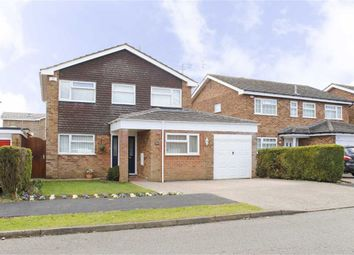 Thumbnail 4 bed detached house for sale in Windmill Hill Drive, Bletchley, Milton Keynes, Bucks