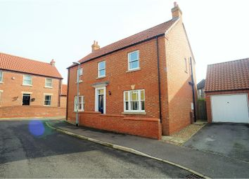 Thumbnail 3 bed semi-detached house for sale in Tiggers Orchard, Wragby