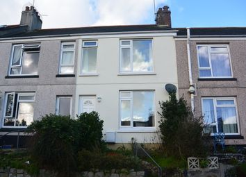 Thumbnail 2 bed terraced house to rent in Berkeley Cottages, Falmouth