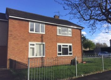 Thumbnail 2 bed flat to rent in Honiton Road, Swindon, Wiltshire