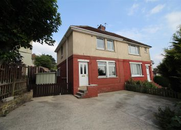 Thumbnail 2 bed semi-detached house for sale in Whitehall Avenue, Wyke, Bradford