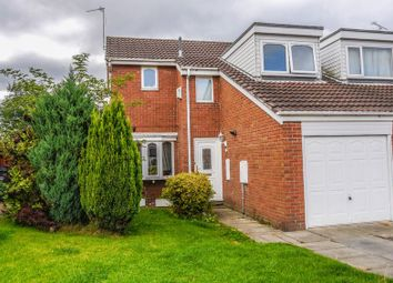 Thumbnail 3 bedroom semi-detached house for sale in Cherrytree Drive, Bedlington