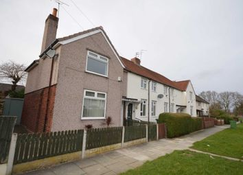 Thumbnail 2 bed terraced house for sale in Valley Road, Bromborough, Wirral