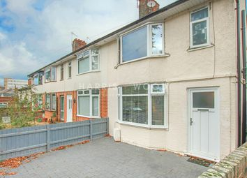 Thumbnail 3 bed end terrace house to rent in Walsingham Road, Colchester