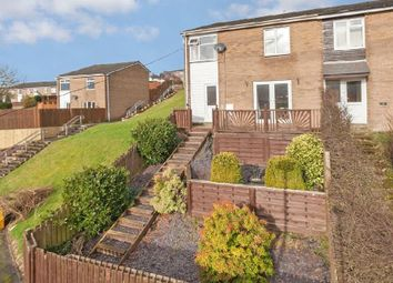 Thumbnail 3 bed end terrace house for sale in Brynheulog, Rhayader