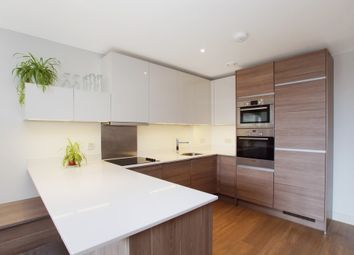 Thumbnail 3 bed flat for sale in Seafarer Way, London