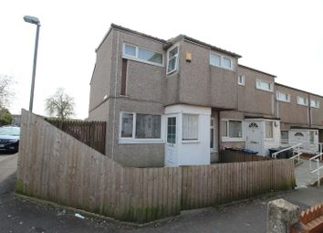 Thumbnail 3 bed end terrace house for sale in Beechtrees, Skelmersdale, Lancashire