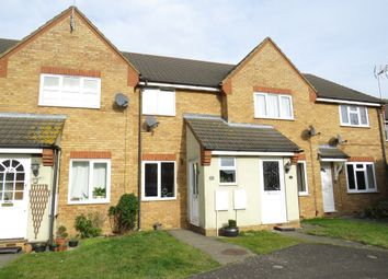 Thumbnail 2 bedroom terraced house for sale in Swanton Close, March