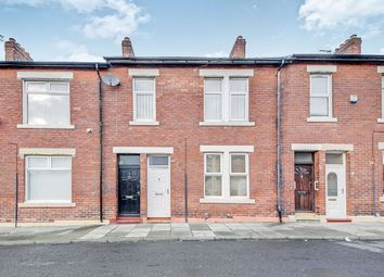 Thumbnail 2 bed flat for sale in Mindrum Terrace, North Shields