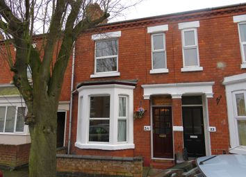 Thumbnail 3 bed terraced house for sale in Hunter Street, Rugby