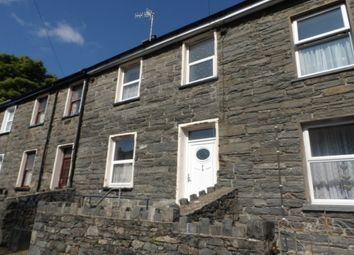 Thumbnail 2 bedroom property to rent in Manod Road, Blaenau Ffestiniog