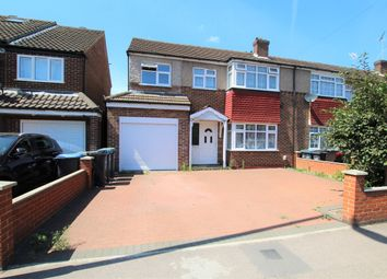Thumbnail 5 bed semi-detached house for sale in Alma Road, Ponders End, Enfield