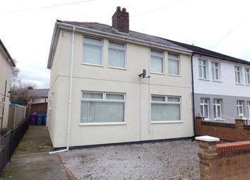 Thumbnail 4 bed semi-detached house for sale in Kinross Road, Fazakerley, Liverpool, Merseyside
