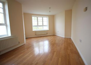 Thumbnail 2 bed flat to rent in Greenhaven Drive, North Thamesmead, London