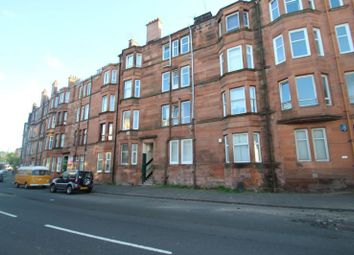 Thumbnail 1 bed flat for sale in 182, Newlands Road, Flat 1-3, Newlands, Glasgow G444Et