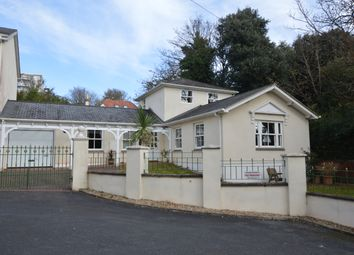 Thumbnail 4 bed link-detached house for sale in Braddons Hill Road East, Torquay