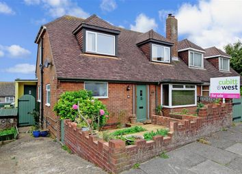 Thumbnail 3 bed semi-detached house for sale in Sherrington Road, Woodingdean, Brighton, East Sussex