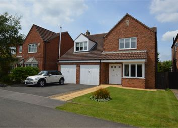 Thumbnail 4 bed detached house for sale in 50 Crab Lane, Scarborough, North Yorkshire