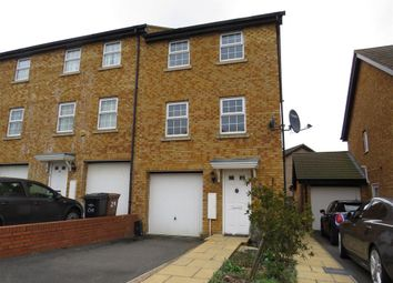 3 bed town house for sale in Chiltern Road, Corby NN18