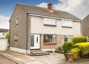 Thumbnail 2 bedroom semi-detached house for sale in Willow Dell, Bo'ness