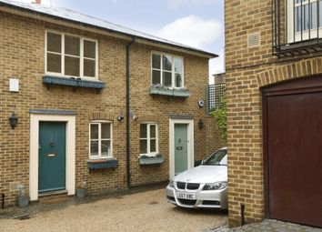 Thumbnail 2 bed semi-detached house for sale in Lancaster Mews, Wandsworth
