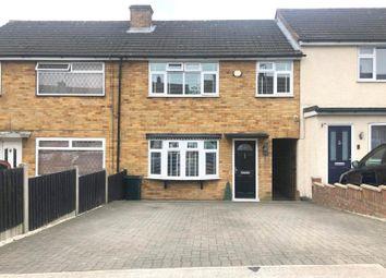 3 bed terraced house for sale in Grange Road, Heaton Grange RM3