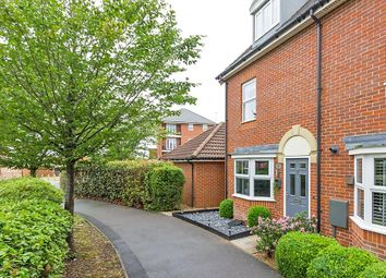 Thumbnail 3 bed town house for sale in Crocus Drive, Sittingbourne