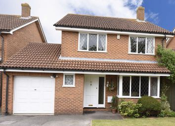 Thumbnail 4 bed detached house for sale in Embrook Way, Calcot, Reading