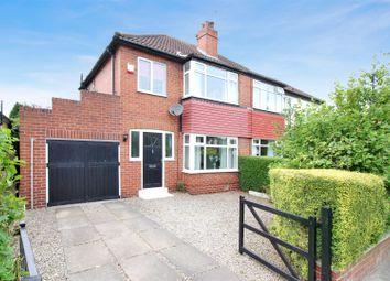 Thumbnail 3 bedroom semi-detached house for sale in Alandale Road, Garforth, Leeds
