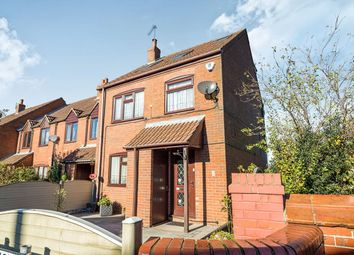 Thumbnail 4 bed terraced house for sale in Greenwood Close Main Street, Staxton, Scarborough