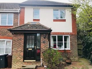 Thumbnail 3 bedroom end terrace house to rent in Swale Close, Stone Cross., Pevensey