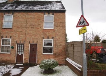 Thumbnail 2 bed end terrace house for sale in Harehedge Lane, Burton-On-Trent, Staffordshire