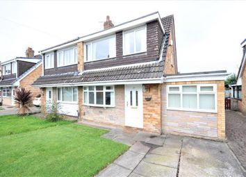 Thumbnail 3 bed semi-detached house for sale in Goodwood Avenue, Fulwood, Preston, Lancashire