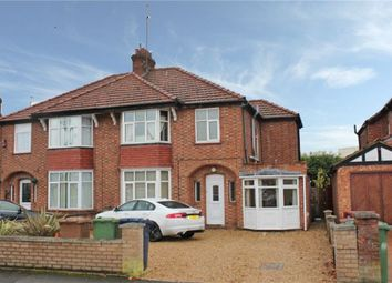 Thumbnail 4 bedroom semi-detached house for sale in Queens Road, Wisbech, Cambridgeshire