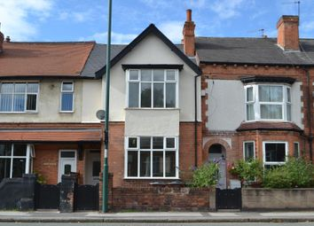 Thumbnail 3 bed terraced house to rent in Haydn Road, Sherwood, Nottingham