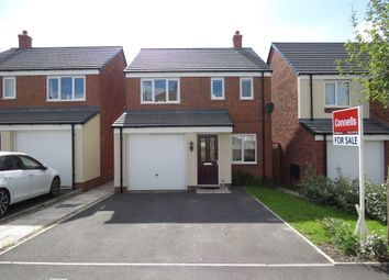 Thumbnail 3 bed detached house for sale in Greenheath Road, Hednesford, Cannock