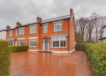 Thumbnail 4 bedroom detached house for sale in Stormont Park, Belfast