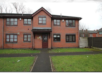 Thumbnail 1 bedroom flat to rent in Longford Place, Victoria Park, Manchester