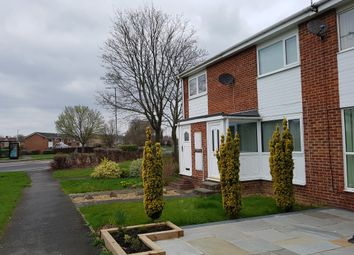 Thumbnail 2 bed semi-detached house to rent in Glanton Close, Chester Le Street