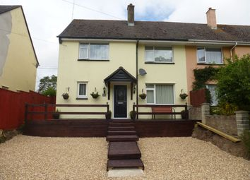 Thumbnail 3 bed semi-detached house for sale in Middlefield, East Stoke, Wareham
