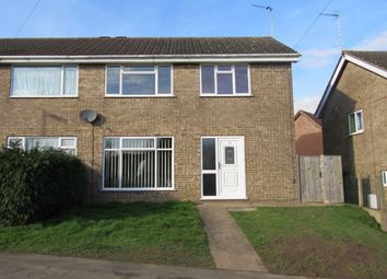 Thumbnail 3 bed semi-detached house to rent in Longleat Drive, Louth