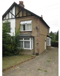 Thumbnail 3 bedroom semi-detached house to rent in Coningsby Road, High Wycombe