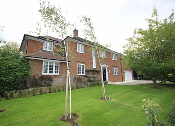 Thumbnail 5 bed detached house for sale in Oakfield Road, Harpenden, Herts