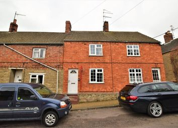 Thumbnail 2 bed terraced house for sale in Manor Road, Grendon, Northampton