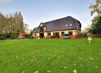 Thumbnail 4 bed barn conversion to rent in The Street, Little Dunmow, Essex