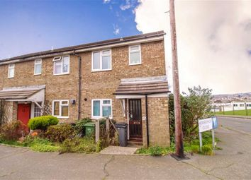 Thumbnail 2 bed end terrace house for sale in Horseshoe Close, St Leonards-On-Sea, East Sussex